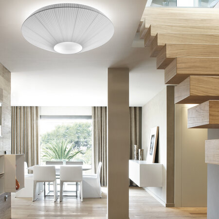 Bover - Siam 120 Ceiling Light - White