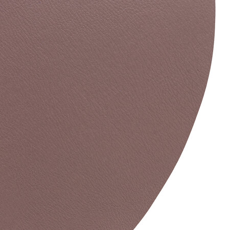 Essentials - Double Sided Leather Placemat - Set of 2 - Brown