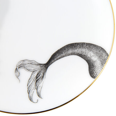 Rory Dobner - Perfect Plates - Large Mermaid Tales - Small