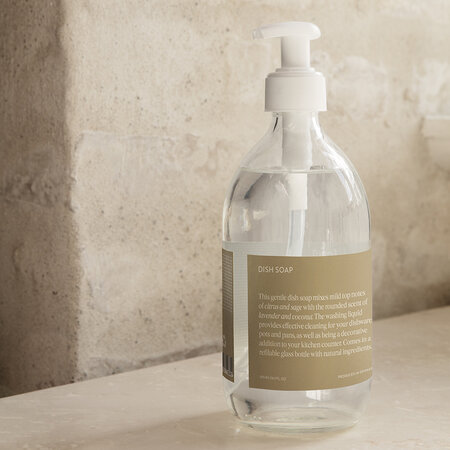 Ferm Living - Dish Soap - Clear