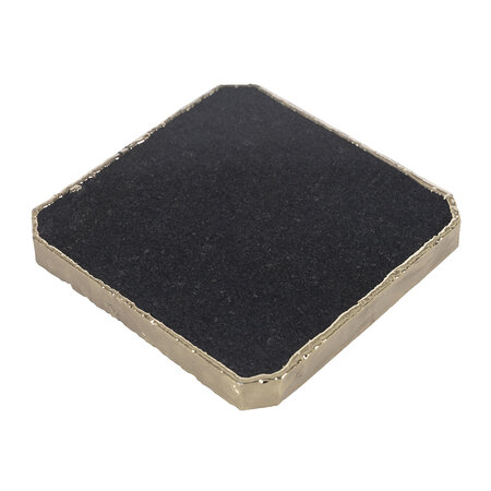 Luxe - Black Onyx Coasters - Set of 4