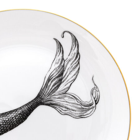 Rory Dobner - Perfect Plates - Large Mermaid Tales - Large