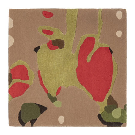Tai Ping Home - Apples & Hearts Rug - Red/Green - 170x240cm