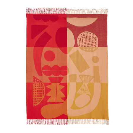 Donna Wilson - Abstract Shapes Throw