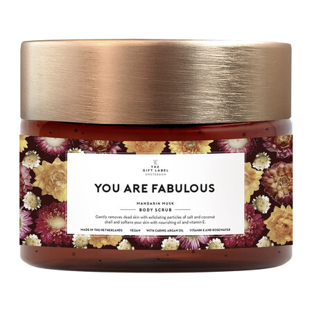The Gift Label - Bodycare Collection Kerze - You are Fabulous