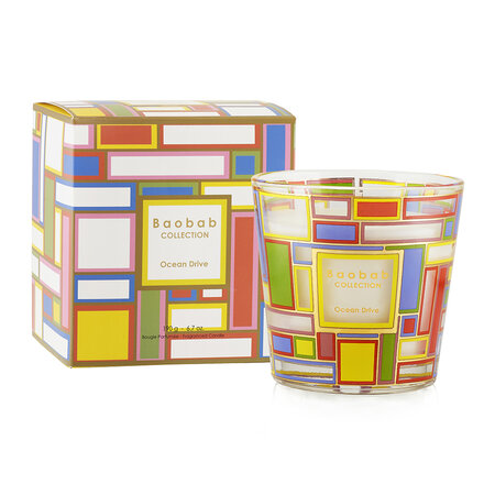 Baobab Collection - My First Baobab Scented Candle - Ocean Drive