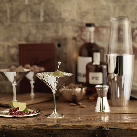 Robbe & Berking - Belvedere Cocktail Shaker with Glass