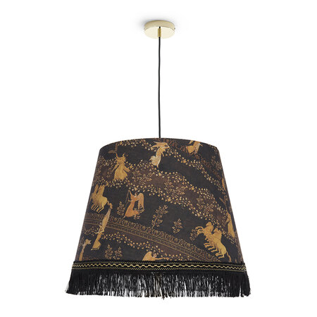 MINDTHEGAP - Antiquity Cone Ceiling Light - Small