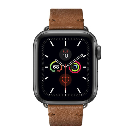 Native Union - Apple Watch Leather Strap - 40mm - Brown