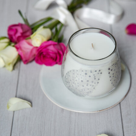Luxe - Paula Rooney X AMARA English Rose Scented Candle