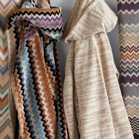 Missoni Home - Adam Hooded Bathrobe - 160 - S