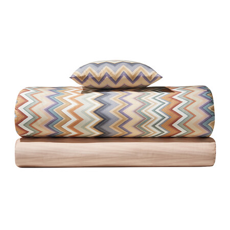 Missoni Home - Housse de Couette Andres - 160 - Super King