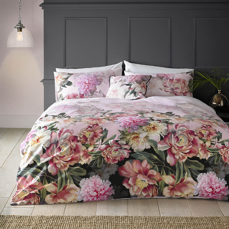 Ted Baker - Painted Posie Pillowcase - 50x75cm - Set of 2