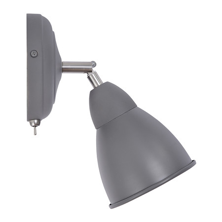 Garden Trading - Chiswick Wall Lamp - Charcoal