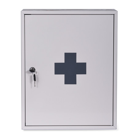 Garden Trading - First Aid Wall Cabinet - Chalk