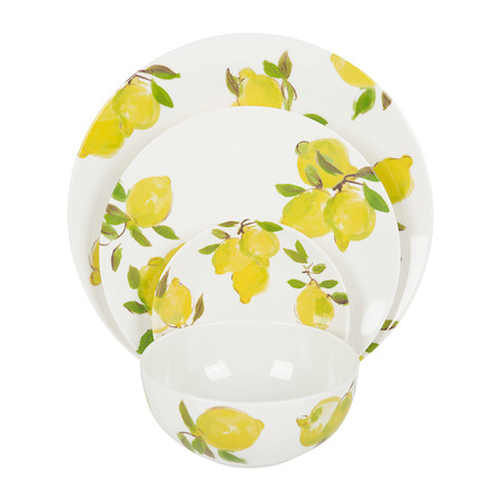 Next  sc 1 st  Amara & Buy kate spade new york Lemon Dinner Plate | Amara