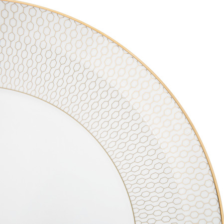 Wedgwood - Arris Salad Plate - 20cm - White