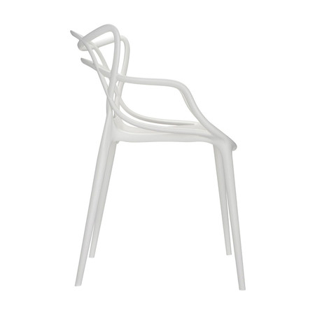 Kartell - Masters Chair - White