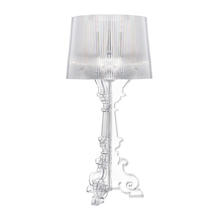 Kartell - Bourgie Lamp - Crystal