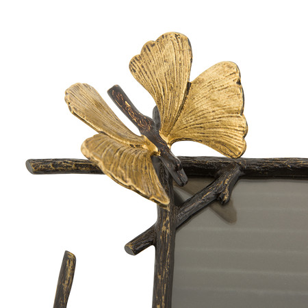 Michael Aram - Butterfly & Ginkgo Photo Frame - 5x7