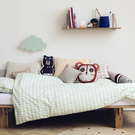 Ferm Living - Mr Bear Cushion