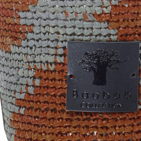 Baobab Collection - Mikea Scented Candle - Fosty Hazo - 10cm