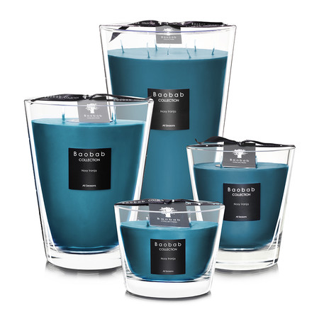Baobab Collection - All Seasons Scented Candle - Nosy Iranja - 35cm