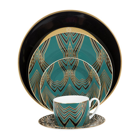 Roberto Cavalli - Deco Charger Plate - 32cm