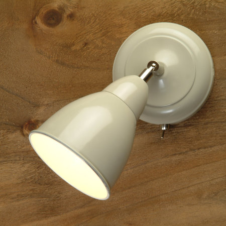 Garden Trading - Chiswick Wall Lamp - Clay