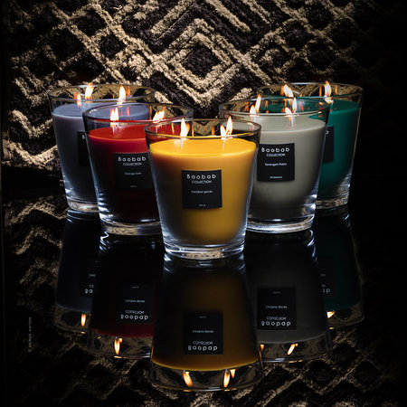 Baobab Collection - All Seasons Scented Candle - Serengeti Plains - 24cm