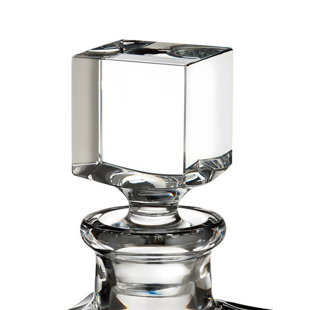 Waterford - Lismore Black Square Decanter