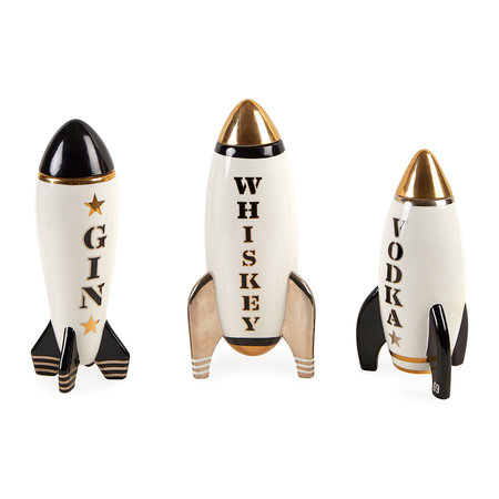 Jonathan Adler - Rocket Decanter - Vodka