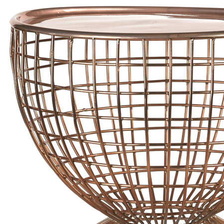 Pols Potten - Wire Diabola Table - Copper