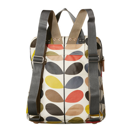 Orla Kiely - Multi Stem Backpack Tote