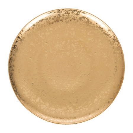 L'Objet - Alchimie Gold Charger Plate