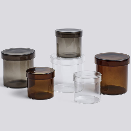 HAY - Clear Container - Large
