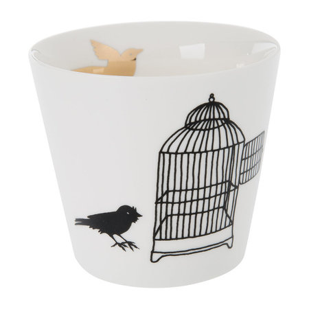 Pols Potten - Freedom Bird Cups - Set of 6
