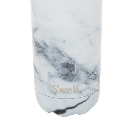 S'well - The Element Bottle - White Marble - 0.75ml