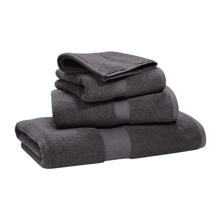 Ralph Lauren Home - Avenue Towel - Graphite - Wash Towel