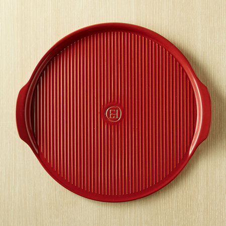 Emile Henry - Pizza Stone - Red - Large
