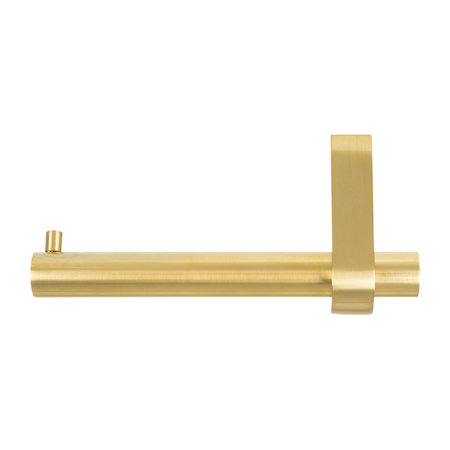 Decor Walther - Century TPH1 Toilet Paper Holder - Matt Gold