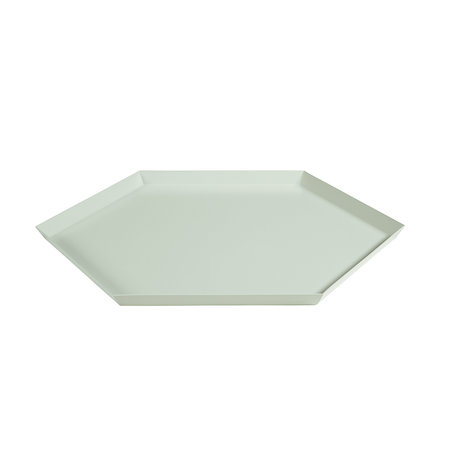 HAY - Kaleido Tray - Extra Large - Grey