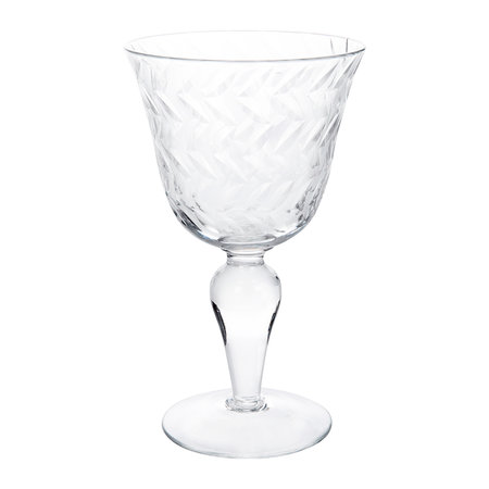 Pols Potten - Clear Cuttings Wine Glasses - Set of 4
