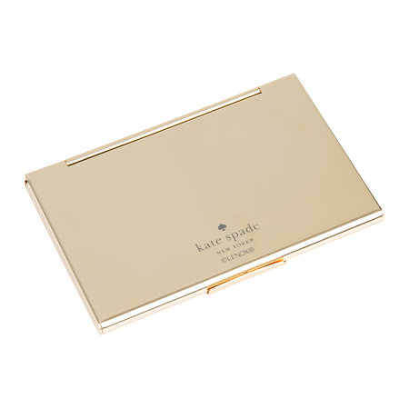 Buy kate spade new york one in a million initial business card lifestyle wallets card holders previous next reheart Images