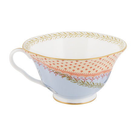 Wedgwood - Butterfly Bloom Teacup and Saucer Blue