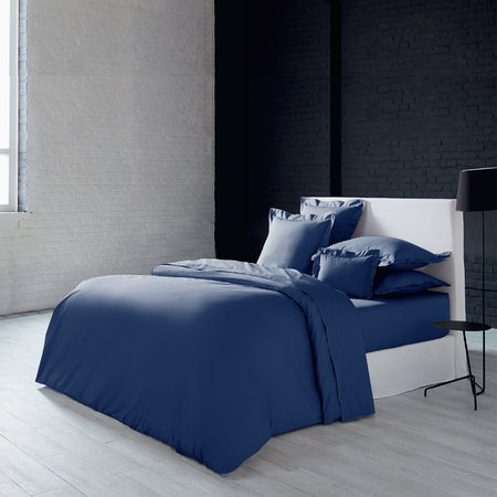 Olivier Desforges - Alcove Quilt Cover - Navy - King