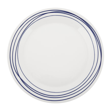 Royal Doulton - Pacific Dinner Plate - Lines