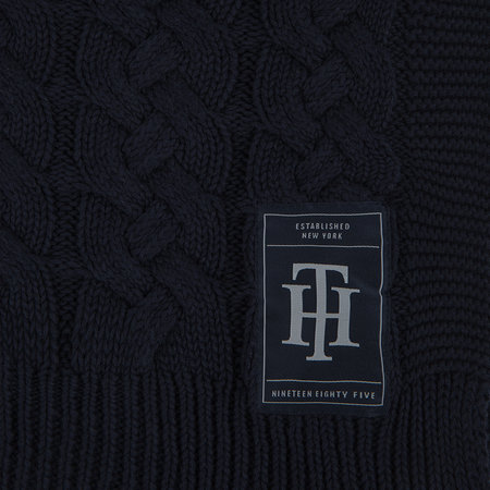 Tommy Hilfiger - The American Classic Throw - Navy