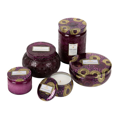 Voluspa - Japonica Limited Edition Candle - Santiago Huckleberry - 113g