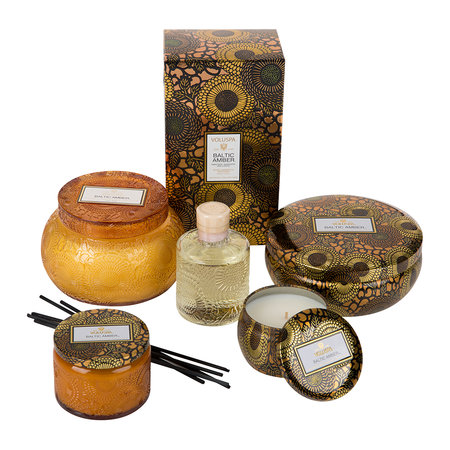 Voluspa - Japonica Limited Edition Candle - Baltic Amber - 340g
